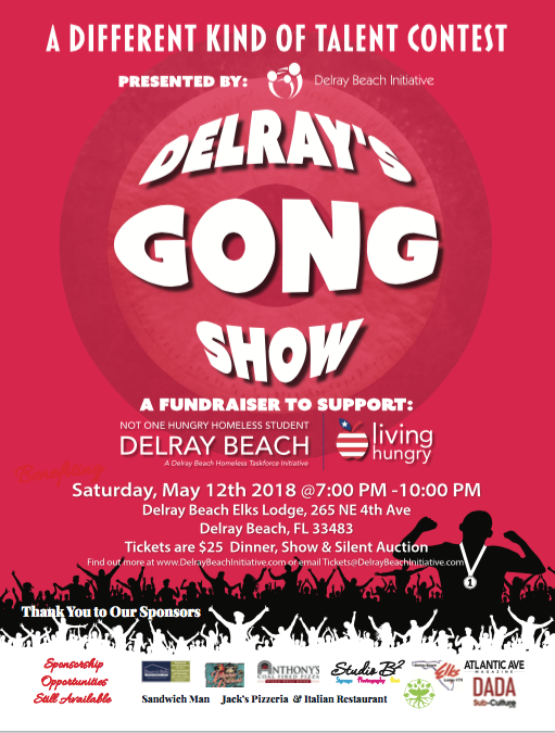 Delray's Gong Show